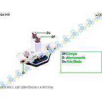 Regulador Voltagem 120a Gm Vectra Gsi 2.0 16v 93/99 - Gauss