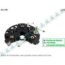 Placa Retificadora 120a Gm Vectra - Gauss