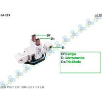 Regulador Voltagem 120a Vw Polo Classic 1.6 Mi Ap - Gauss