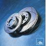 Disco De Freio Diant. Audi Vw A4/ 1.8, 1.8t, Avant, 2.0)/pas