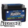 Bateria Raiom Selada Biz 100 Ano 2001 T3l.bs Negrinhos Moto