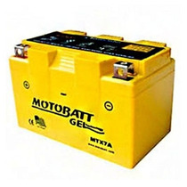 Bateria De Gel Motobatt Mtx7a 7,0ah Suzuki An125 Burgman