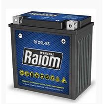 Bateria De Moto Ytx5l-bs Cg Titan, Biz, Web, Scooter,nxr 125