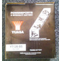Bateria Yuasa Yt12b-bs Yzf-r1/dragster 650/fazer 600/ducati