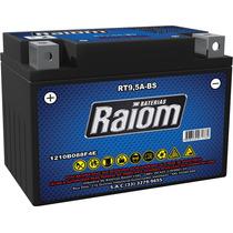 Bateria Moto 9,5ah Rt9,5a-bs Gsx-r750 R1000 Tl1000 Gsx 1300r