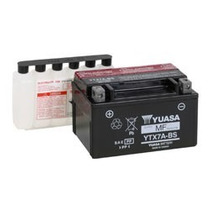 Bateria Yuasa Ytx7a-bs Suzuki Burgman 125/garini 150/mirage