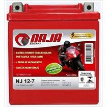 Bateria Falcon 400/hornet 600 05a07/ Naja 12v-7 Ah