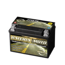 Bateria Route Ytx9-bs Cb 400/shadow 600/cbr 600/xt 600e