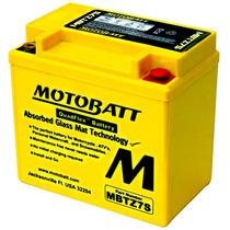 Bateria De Gel Motobatt Mbtz7s 6,5ah Biz 125 Es Pop 100