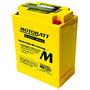 Bateria De Gel Agm Quad Flex Motobatt Mb12u 15,0ah Cb450 Sc