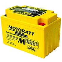 Bateria Gel Motobatt Mbtx9u 10,5ah Honda Vt750 C Vtr1000 F