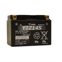 Bateria Yuasa Ytz14s Cb1300/fz1-fazer/ktm/shadow750