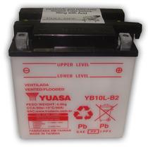 Bateria Moto Yuasa Yb10l-b2 Gs500 Katana Bandit Suzuki Dr650