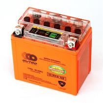 Bateria Gel Ytx5l-bs Honda Nxr 125 Bros Ks Es Esd Cg125 Fan