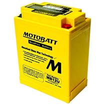 Bateria Gel Selada Mb12u 15,0ah Bmw F650 Gs / G650 Gs