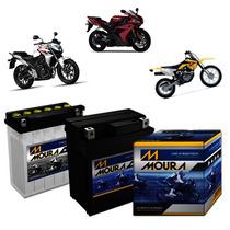 Bateria Moura Ma20-d P/ Motos Harley Davidson Honda Triumph