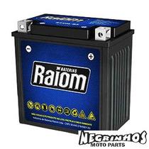 Bateria Raiom Selada Titan 150 Esd Rtx5l Negrinhos Moto