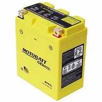 Bateria Gel Motobatt Mtx7-l 7ah Cb300 R Cbx250 Twister