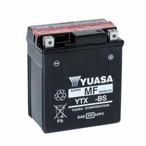 Bateria Yuasa Ytx5l-bs Cycle Lite 5 Honda Biz / Cg 125