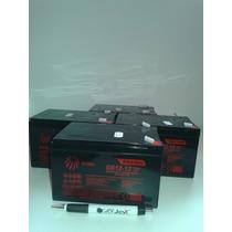Kit 4 Bateria Chumbo 48v 12ah Bicicleta Elétrica 6-dzm-12