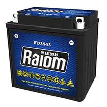 Bateria Selada Rtx8n-bs Dafra Speed 150 - Raiom