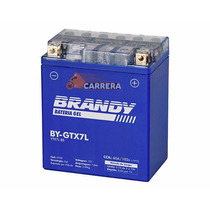Bateria Brandy Gel By Gtx7l Titan 150 Es Esd/ Titan 150ap