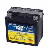 Bateria Moto Magneti Marelli Honda Nxr Bros Ks 12v 4a