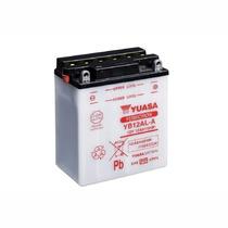 Bateria Yuasa Yb12al-a Tenere600z/xt600 83/84/virago535