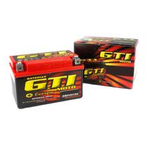 Bateria Selada Gti Honda Cb400 Cb450 Cbr450