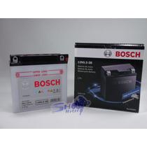 Bateria De Moto Bosch Yamaha Ybr-125 Es/ed/k 2000 Até 2013