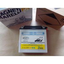 Bateria Moto Magneti Marelli Yamaha Ybr 125 12v 5,5ah
