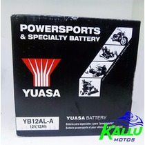 Bateria Yuasa Virago 535/ Bmw Gs650 Gs Yb12al-a Kallu Motos