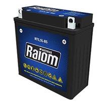 Bateria Selada Rt5,5l-bs Yamaha Ybr 125 (todas)