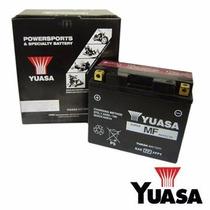 Bateria Yuasa Yb12al-a Tenere 600 / Vulcan 500 / Virago 535