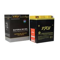 Bateria Gel Tks 14ah A1 Cbx750 Cbf1000 Importadas