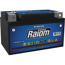 Bateria Gel Vrla Moto Ytx7abs Burgman 125, Future 125 Dafra
