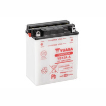 Bateria Yuasa Yb12a-a Cb400/450/virago535/cbr450/agrale