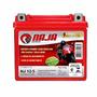 Bateria De Moto Biz 125 5 A/h 12v Naja Nj 12-5