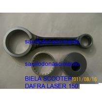 Kit Biela Para Scooter Dafra Laser 150