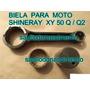 Biela Para Moto Shineray - 50 Q / Q 2
