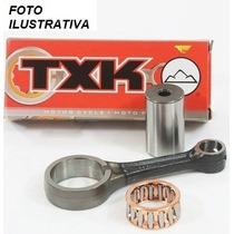 Biela Completa Txk + Jg Juntas + 2 Ret Valvulas Ttr 230