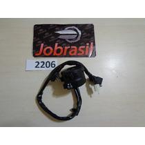 Moto 2206 Interruptor Luz Chave Bros Esq 2003 Até 2005 Honda