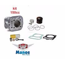 Kit Aumento Cilindrada Cg/today 125 79/91 4mm C/biela 150cc