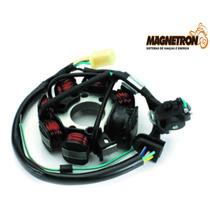 Estator Com Honda Cg 125/titan 92-99 Magnetron Sem Base