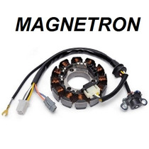 Estator De Bobina Ybr125/xtz/factor Yamaha 06/10 - Magnetron