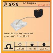 Sensor De Nivel De Combustivel Astra 2000/... Todos Álcool