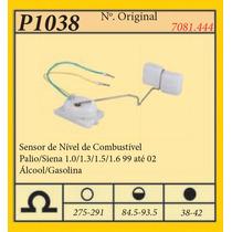 Sensor De Nivel De Combustivel Palio /siena 1.0/1.3/1.5/...