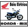 Sensor Bóia Do Nivel Combustivel Moto Honda Cg·mix 150 ®