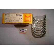 Bronzina Biela (jogo) Metal Leve Bb263j-1,00 Mm Gm Monza 1.6