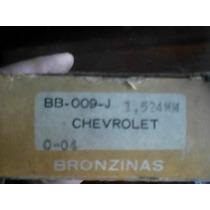 Bronzinas Biela Motor 261 Chevrolet 6 Cilindros C10 C60 C65